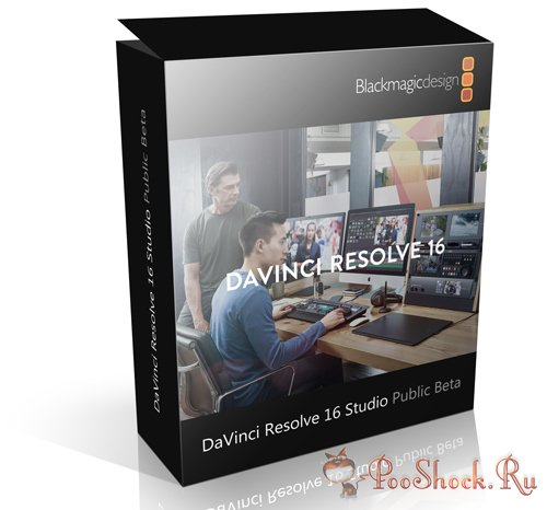 Davinci Resolve Studio 16 (16.0.0.60) RePack