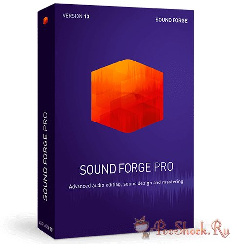 MAGIX Sound Forge 13.0.0.76 RUS-ENG