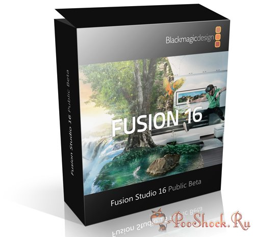 Blackmagic Fusion Studio 16.0b3 RePack