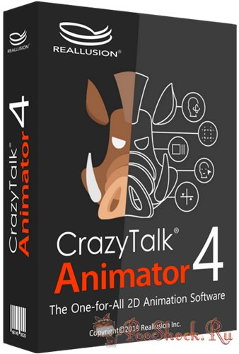 Reallusion Cartoon Animator 4.0.0426.1 Pipeline RePack
