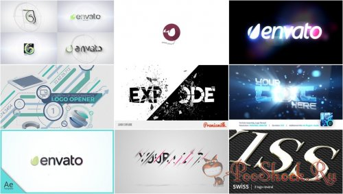 VideoHivePack - 738 (After Effects Projects Pack)