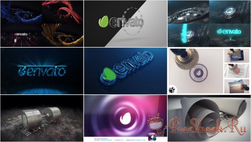VideoHivePack - 739 (After Effects Projects Pack)