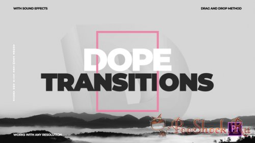 Dope Transitions - For Premiere Pro