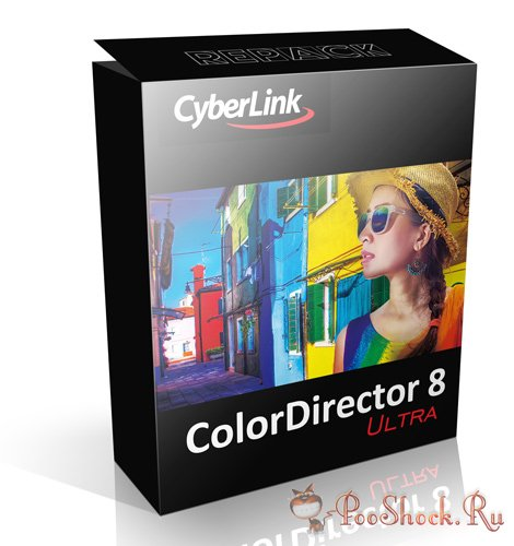 CyberLink ColorDirector Ultra 8.0.2103.0 RePack