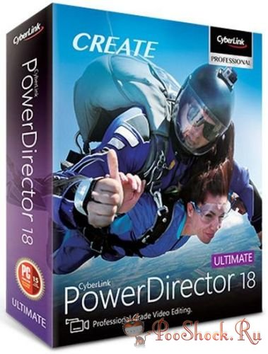 PowerDirector Ultimate 18.0.2028.0 RePack