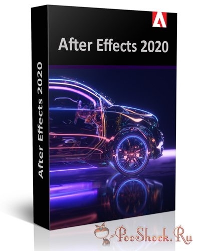 Adobe After Effects 2020 (17.1.0.72) RePack