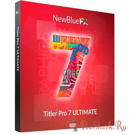 NewBlueFX - Titler Pro 7.0 Build 191114 Ultimate