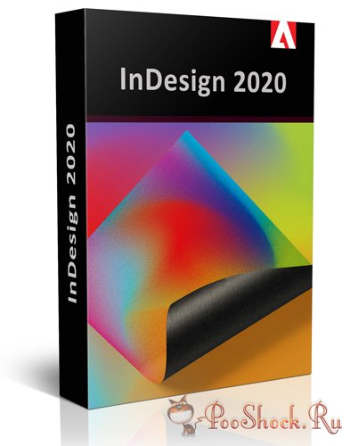 Adobe InDesign 2020 (15.0.2.422) RePack