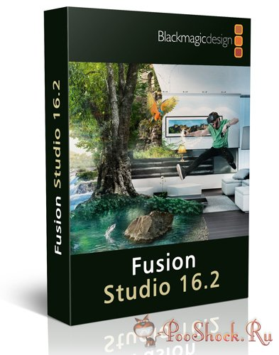 Blackmagic Fusion Studio 16.2.3.7 RePack