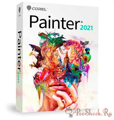 Corel Painter 2021 (21.0.0.211)