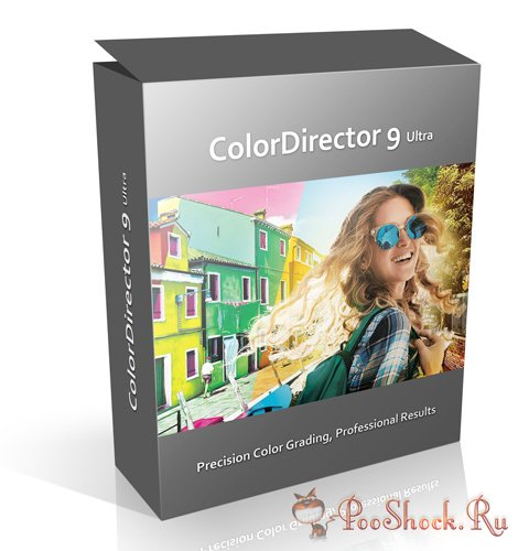 CyberLink ColorDirector Ultra 9.0.2107.0