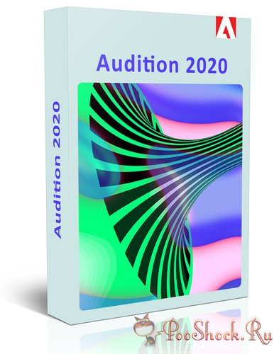 Adobe Audition 2020 (13.0.12.45) RePack