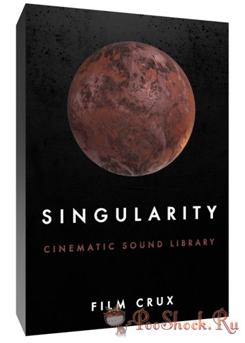 Singularity - Cinematic Sound Effects Library (WAV)
